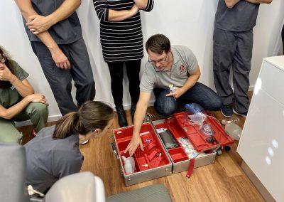 Notfallkoffer-Reorganisation Dr.Hochleitner