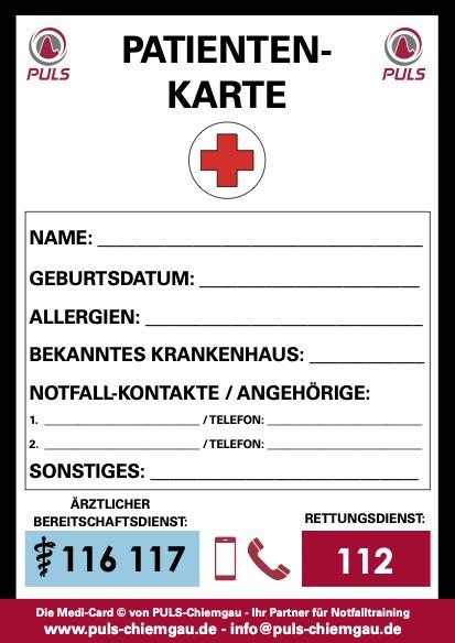 PULS - Medi-Card