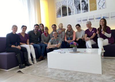 Training Zahnarztpraxis Weissraum München